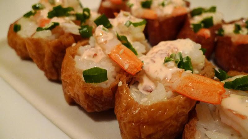 Bon Appétempt Whole Foods Spicy Shrimp Inari