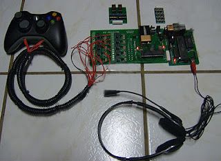 Xbox 360 Voice Recognition Controller