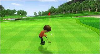 Wii Sports - Golf.