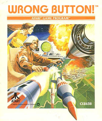 The Wrong Button aka Missile Command