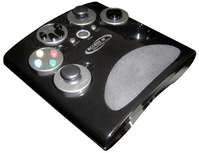 Image of eDimensional's Wireless Access Controller for one handed play of PS2, PS3 and PC