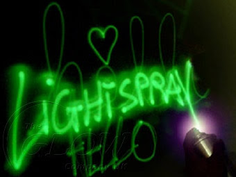 Glow Graffiti.