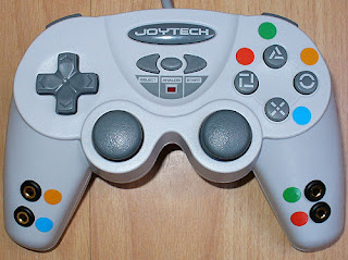 Switch Adapted Joypad for Playstation 2.