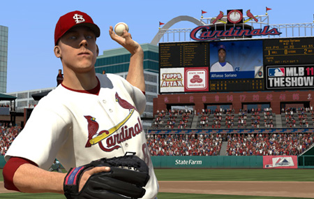 Hans Smith in MLB 2010, linked to the one-switch one-button mode he has asked for and seen included.