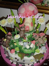 Decoracion Artesanal de Tortas
