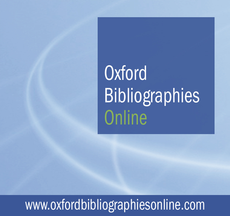 Image result for oxford bibliographies online