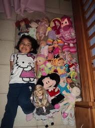 La muñeca más hermosa!