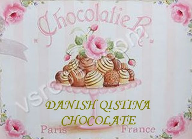 Danish Qistina Chocolate