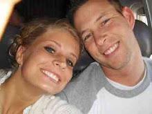 My super cute friend & her man