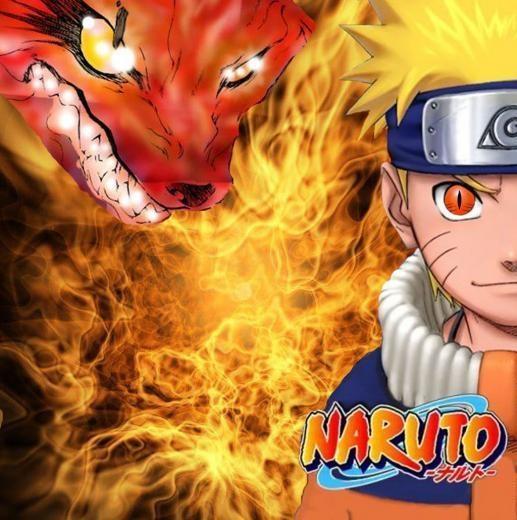 Imagenes de Naruto: zorro de nueve colas