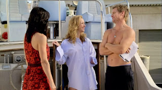 Brian Van Holt Shirtless on Cougar Town s1e11
