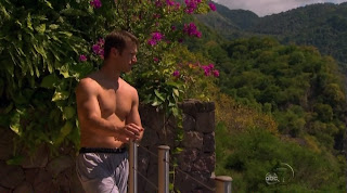 Jake Pavelka Shirtless on Bachelor On The Wings of Love e8