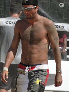 Sean Rosenthal Shirtless at San Francisco Open 2009