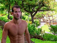 Kiptyn Shirtless on The Bachelorette