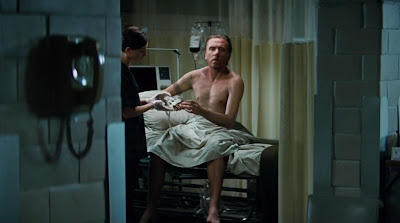 Tim Roth Shirtless on The Incredible Hulk