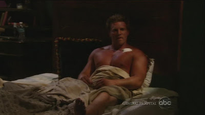 Steve Burton Shirtless on Hung