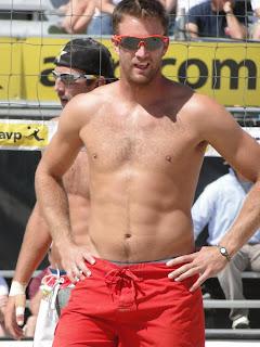 Braidy Halverson Shirtless at San Francisco Open 2009
