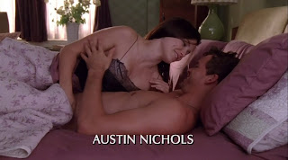 Austin Nichols Shirtless on One Tree Hill s7e06