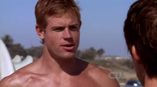 Matt Lanter and Trevor Donovan Shirtless on 90210 s2e09