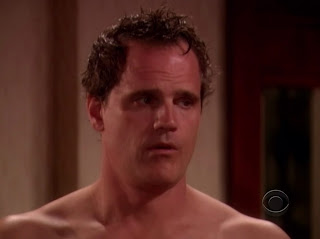 Michael Park Shirtless on As The World Turns