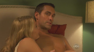 Jay Harrington Shirtless on Better Off Ted s2e01