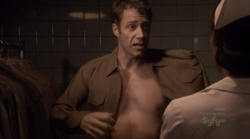 Colin Ferguson on Eureka s4e01