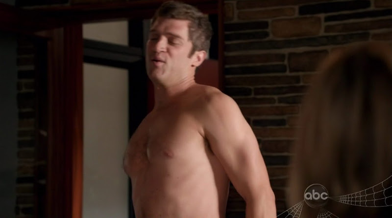 Jeremy Davidson Shirtless on Brothers and Sisters s5e06