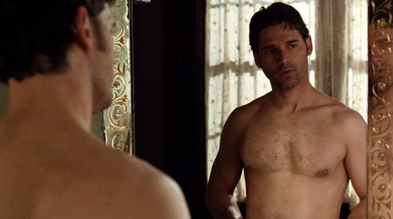 Eric Bana Shirtless  in The Time Traveler&#39;s Wife