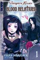 "Manga: "" Blood Relatives"" Vampire Kisses (Tomo 1) I16529"