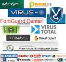 Top 10 Websites To Scan For viruses online Free