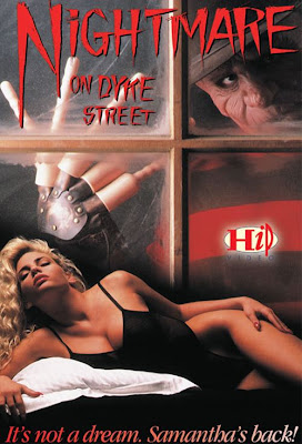 MOVIE POSTER MADNESS: Horror Porn III