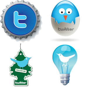 twitter icons by graphics left over 400+ Beautiful Twitter Icons for your Website