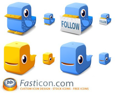 Twitter Block Icons