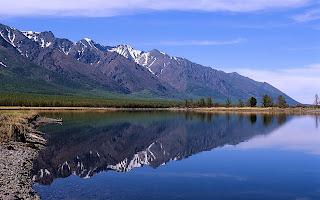 Baikal Lake Nature Wallpaper