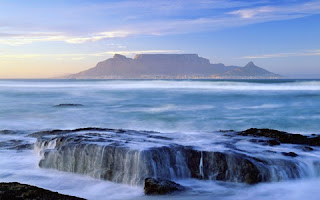 Table Mountain National Park Wallpaper