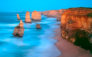 Twelve Apostles at Dawn Wallpaper
