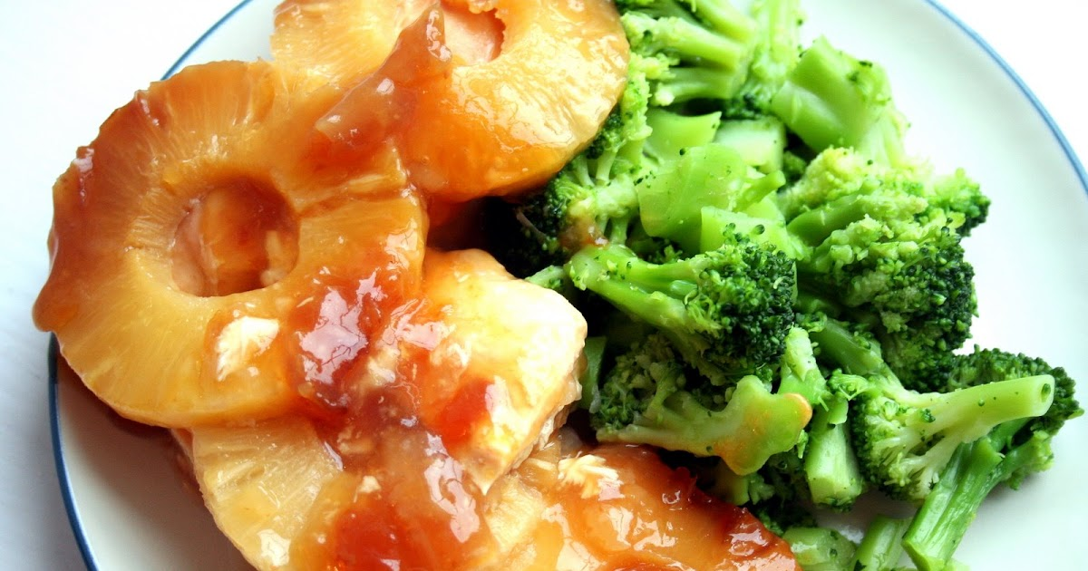 Lauren's Kitchen: Crockpot Hawaiian Chicken