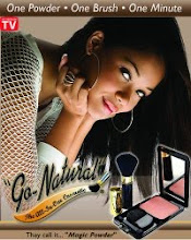 Go Natural  The Original All In One Cosmetic Makeup On TV