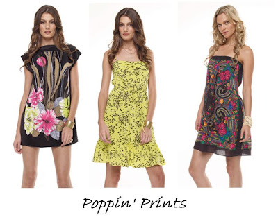 Trendy Hawaiian Print Dresses 2010/2011