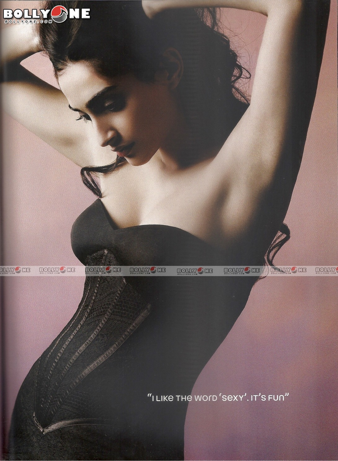 Sonam Kapoor Maxim HQ Scans August 2010