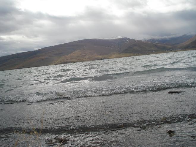 Çıldır Gölü...