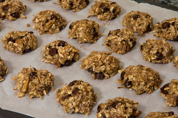 bar cookie romance and so i deem them granola cookies