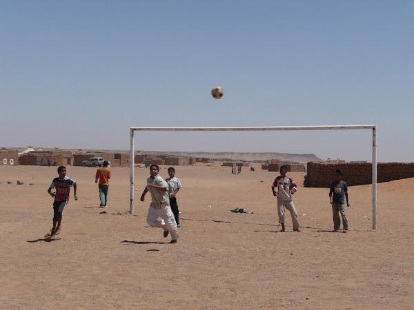 campamento de refugiados saharauis de Dajla (foto de Alex)