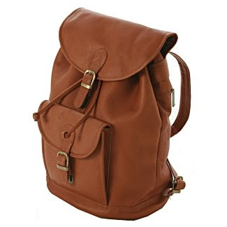 Claire Chase First Class Classic Backpack