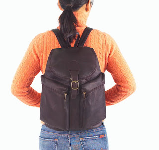 Clava Leather Backpack
