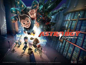 #12 Astro Boy Wallpaper