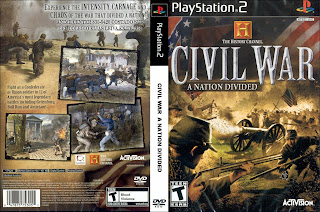 Download Civil War: A Nation Divided | PS2 | NTSC
