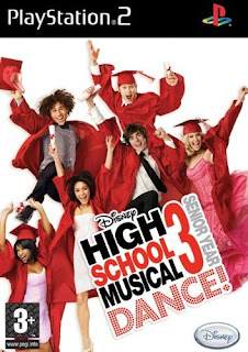Download High School Musical 3: Senior Year Dance! | PS2