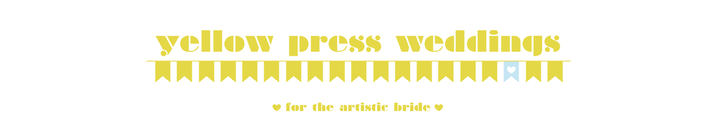 Yellow Press Weddings
