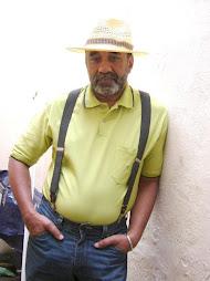 Poeta José Luiz, um filho, um pai um amigo do caminho